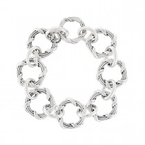 Signature Classic Bracelet in sterling silver