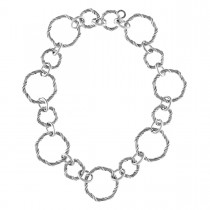 Signature Classic Necklace in sterling silver